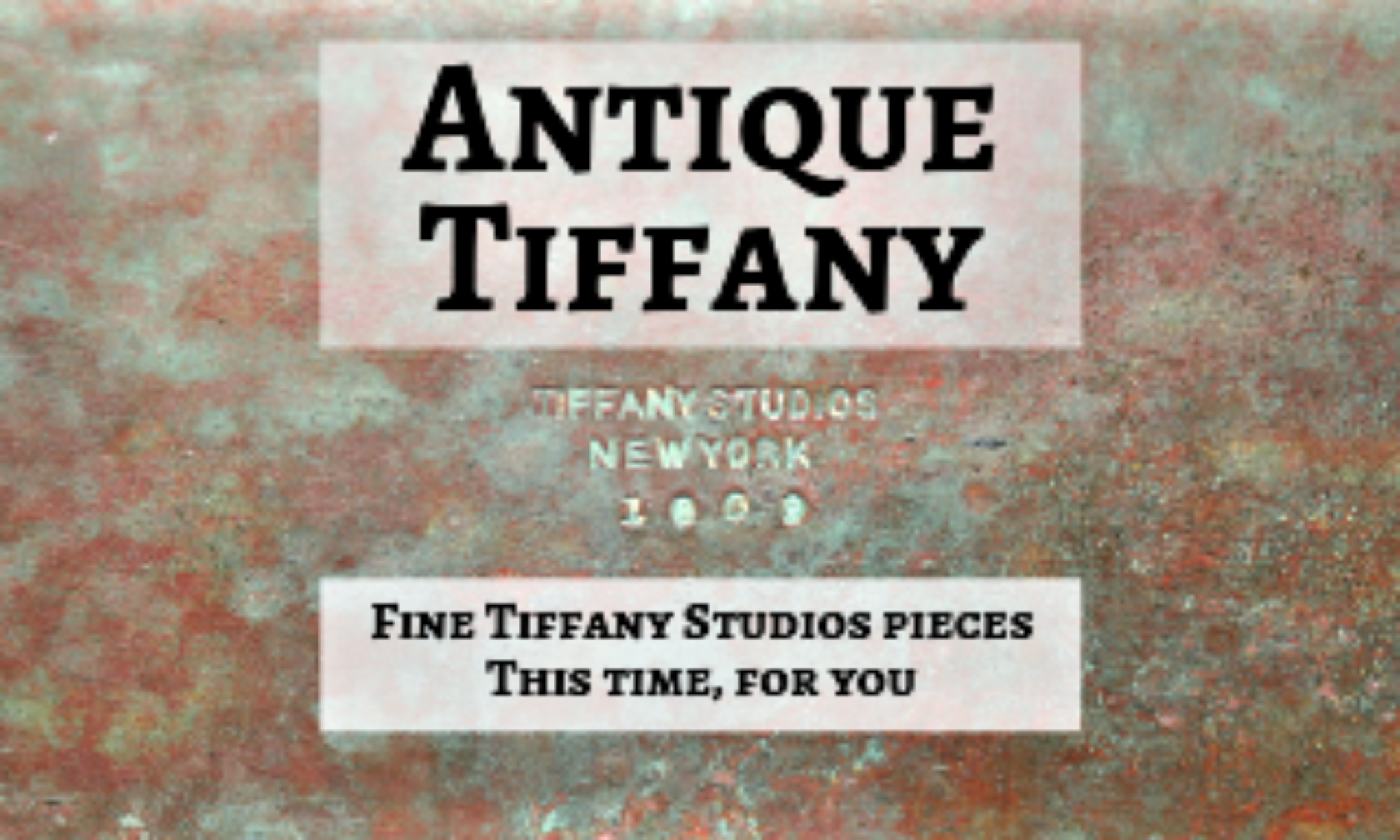 Antique Tiffany